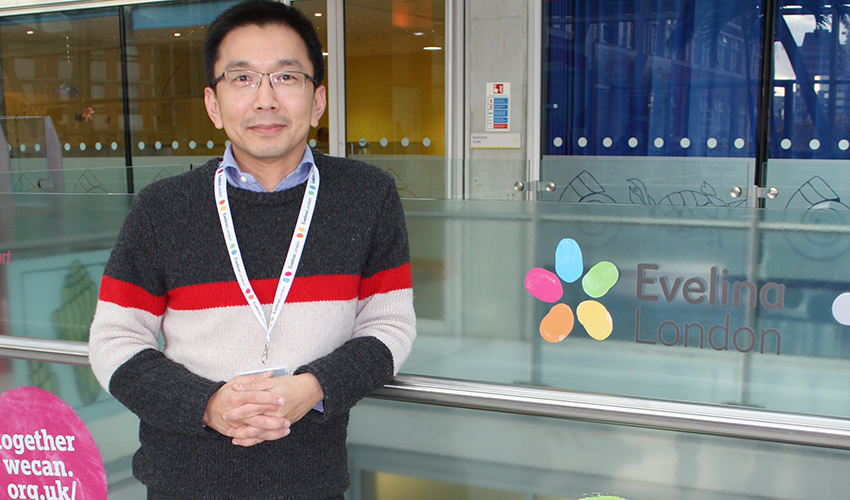 Dr Ming Lim – the doctor who inspired the Evelina Zip