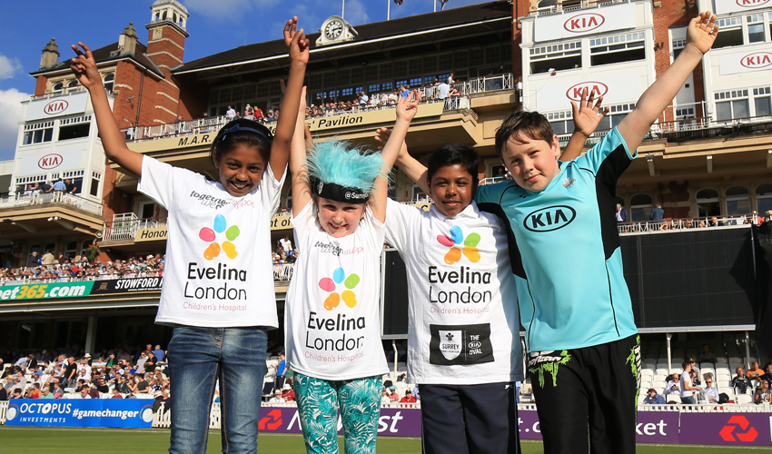 Kia Oval and Surrey County Cricket Club