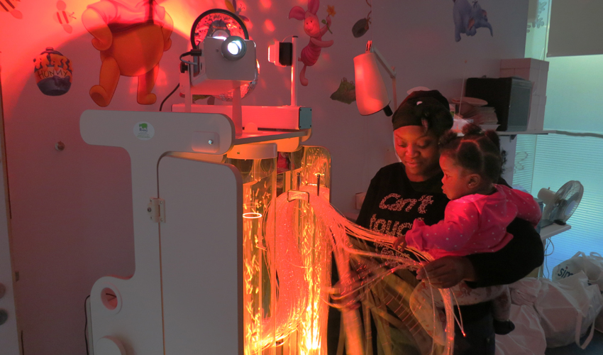 Transforming children's experiences of hospital through play