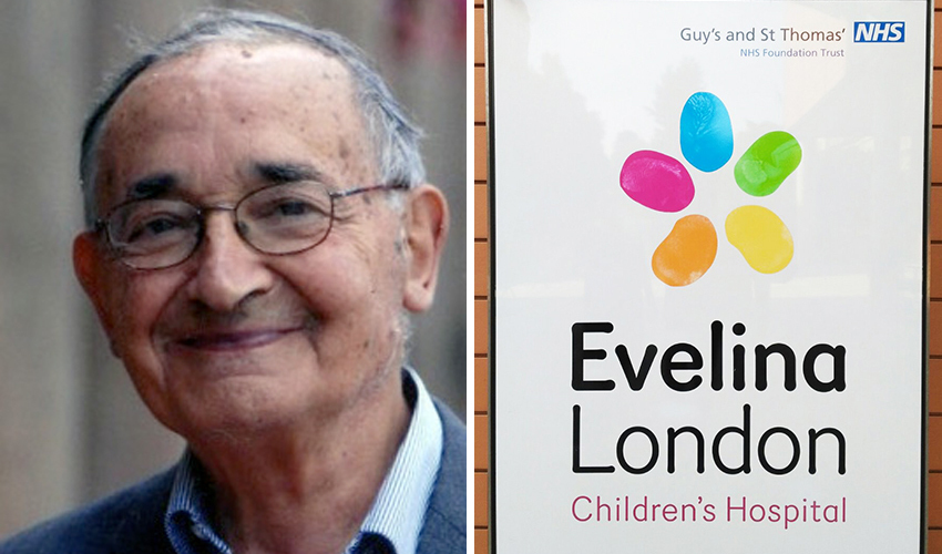 Arnold's legacy to Evelina London