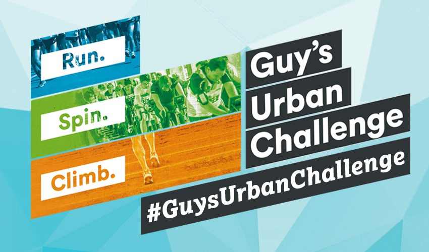 Guy's Urban Challenge 2019... keeping you posted!