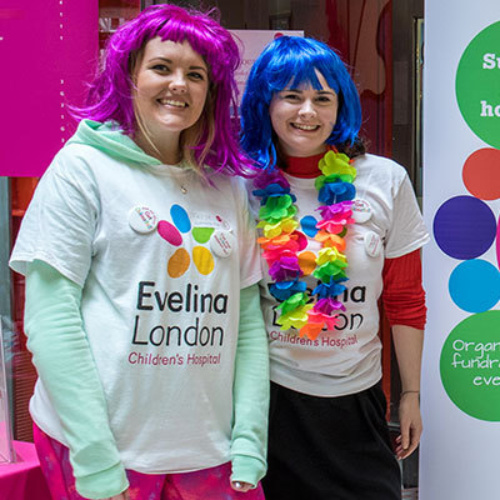 Join our volunteering team and be part of #TeamEvelina