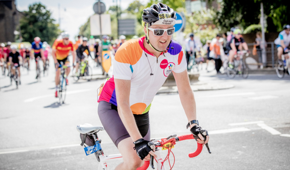 Support Evelina London | Prudential Ride London-Surrey 100 2020