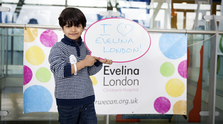 About Evelina London