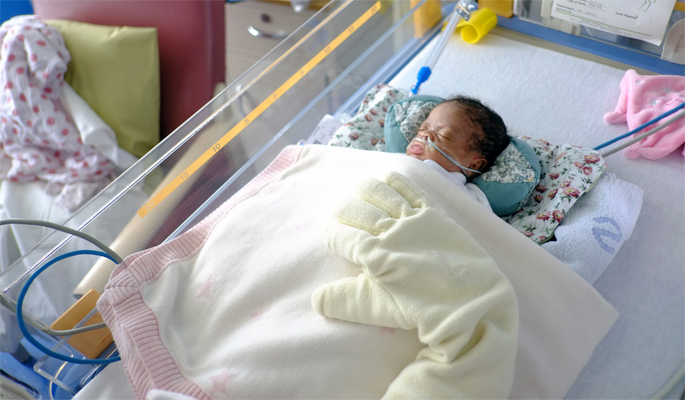 Donations Help Care For Premature Babies At Evelina London